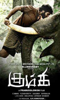 Kumki Movie Poster