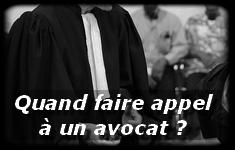Avocat à Auxerre, Julie Scavazza, quand faire appel à un Avocat ?