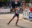 Roller ski racing Team