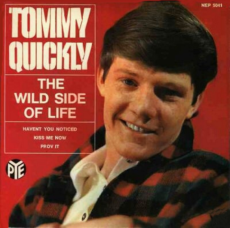 Sixties Beat Tommy Quickly