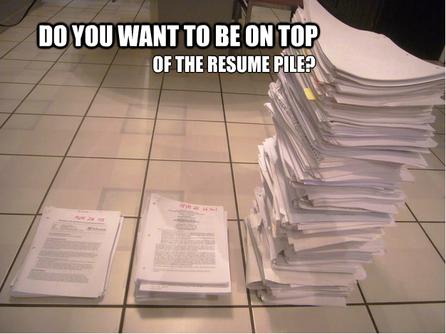 5 Ways to Tweet Your Way to the Top (of the Job Application Pile)