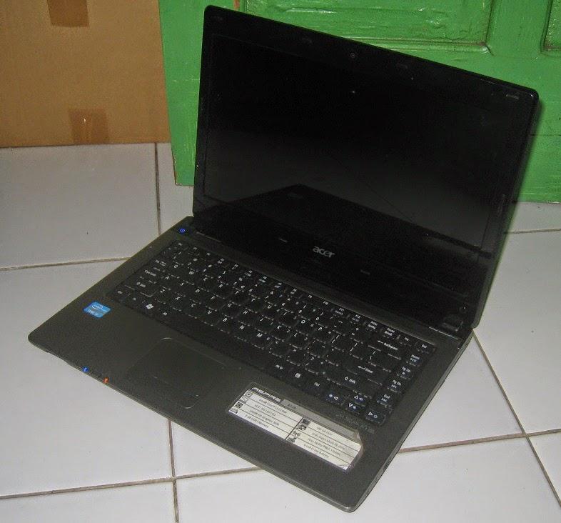 Harga Laptop acer aspire 4750 SandyBridge
