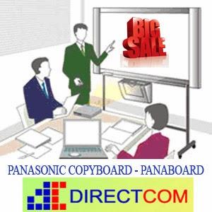 Copyboard Panaboard Panasonic Harga Terbaru