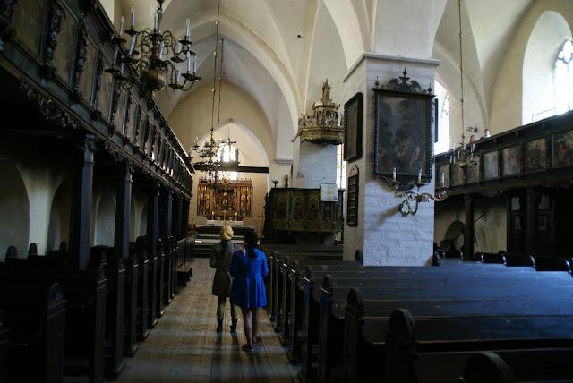 reloj-de-la-Iglesia-del-Espíritu-Santo