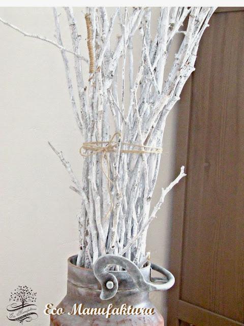 prosty i ekologiczny skandynawski motyw we wnętrzach by Eco Manufaktura