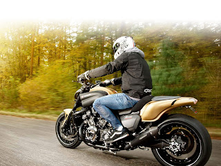 2013 Yamaha VMAX Hyper Modified Marcus Walz Motorcycle Photos 1