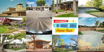 There's so much to see and do at the 2013 Sacramento Mid-Century Modern Home Tour!