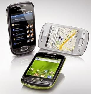 Harga Dan Spesifikasi Samsung Galaxy Mini S5570 New
