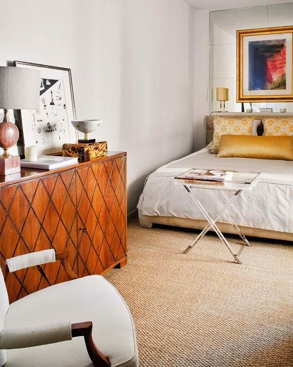 Cool chic style attitude interiors appartamento a madrid - Madrid chic style ...