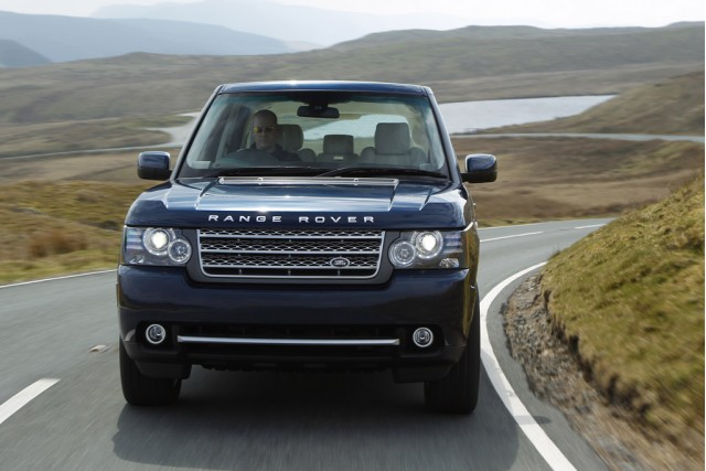 New Cars Design 2011 Range Rover In Grand Edition