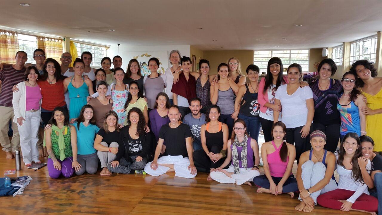 Curso: Meditación y los Yoga Sutras de Patanjali.