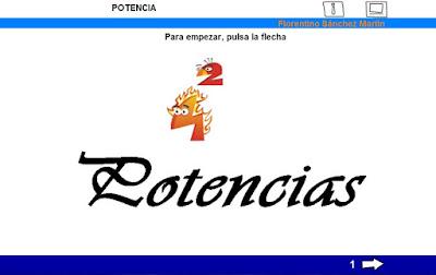 http://cplosangeles.juntaextremadura.net/web/edilim/tercer_ciclo/matematicas6/potencia_6/potencia.html