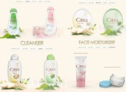 Cara perawatan wajah dengan citra face cleanser