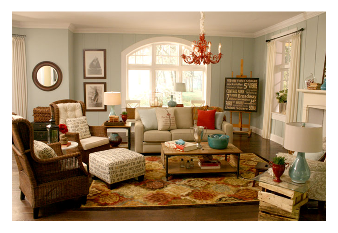 So the cook said august 2011 - Decorating ideas for living rooms pinterest ...