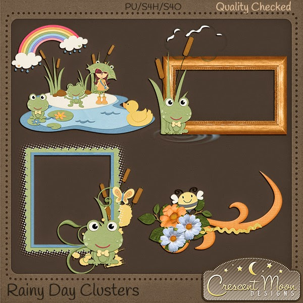Rainy Day by Crescent Moon Designs