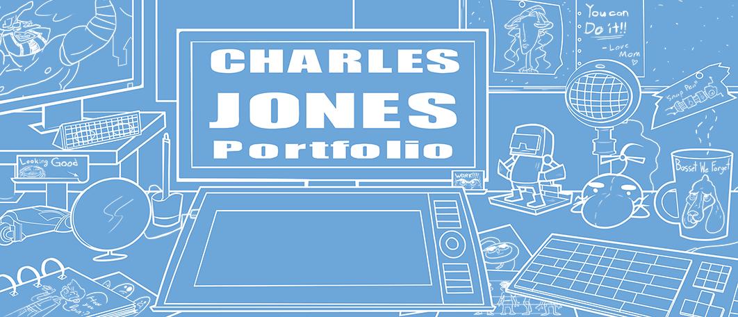 Charles Jones - Online Portfolio
