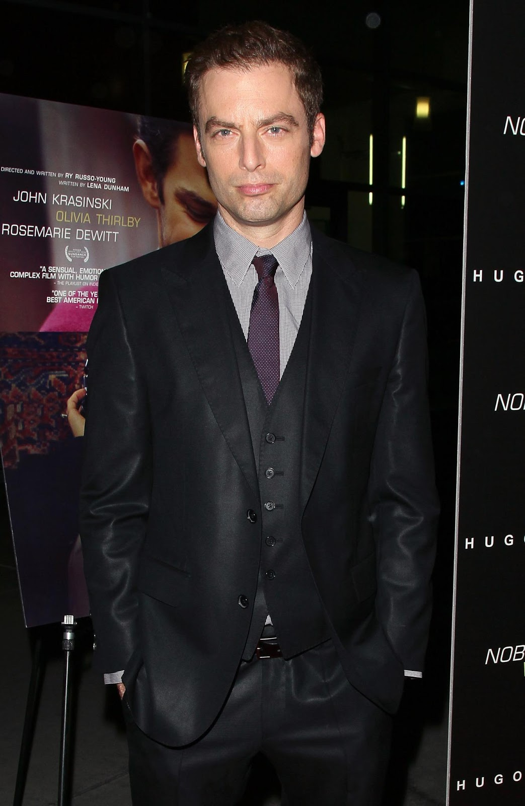justin kirk photos tv series posters and cast