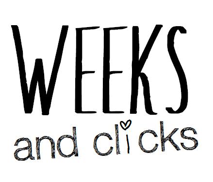 weeks and clicks