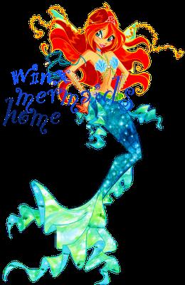 Winx mermaids!