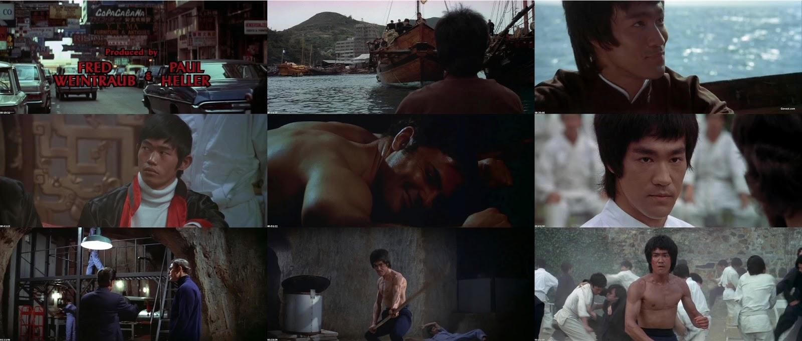 movie screenshot of Enter The Dragon fdmovie.com