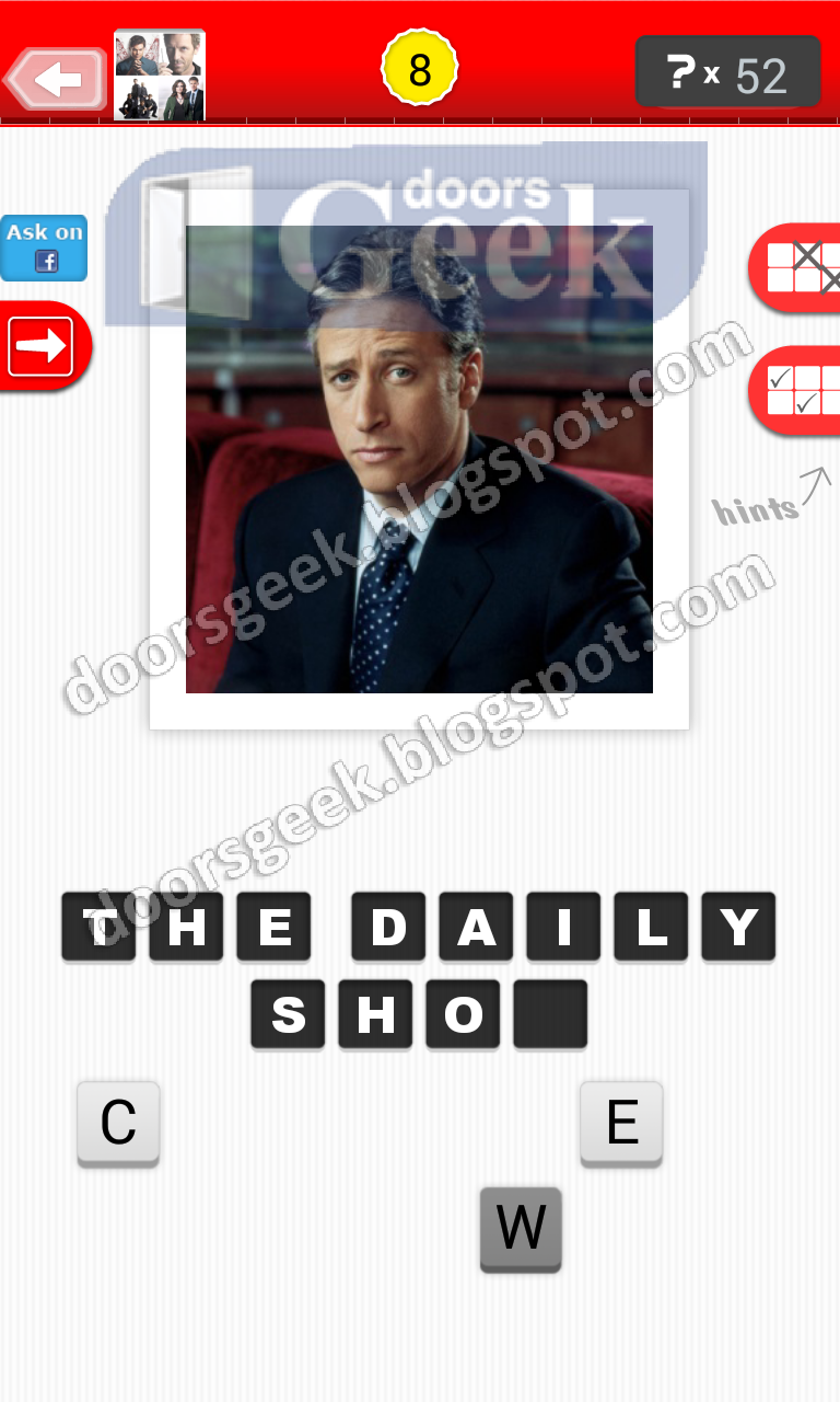 answer the daily show guess the tv show level 11 8 answer cheats