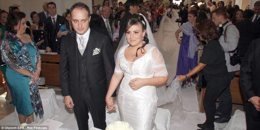 حفل الزفاف الذي حصل على