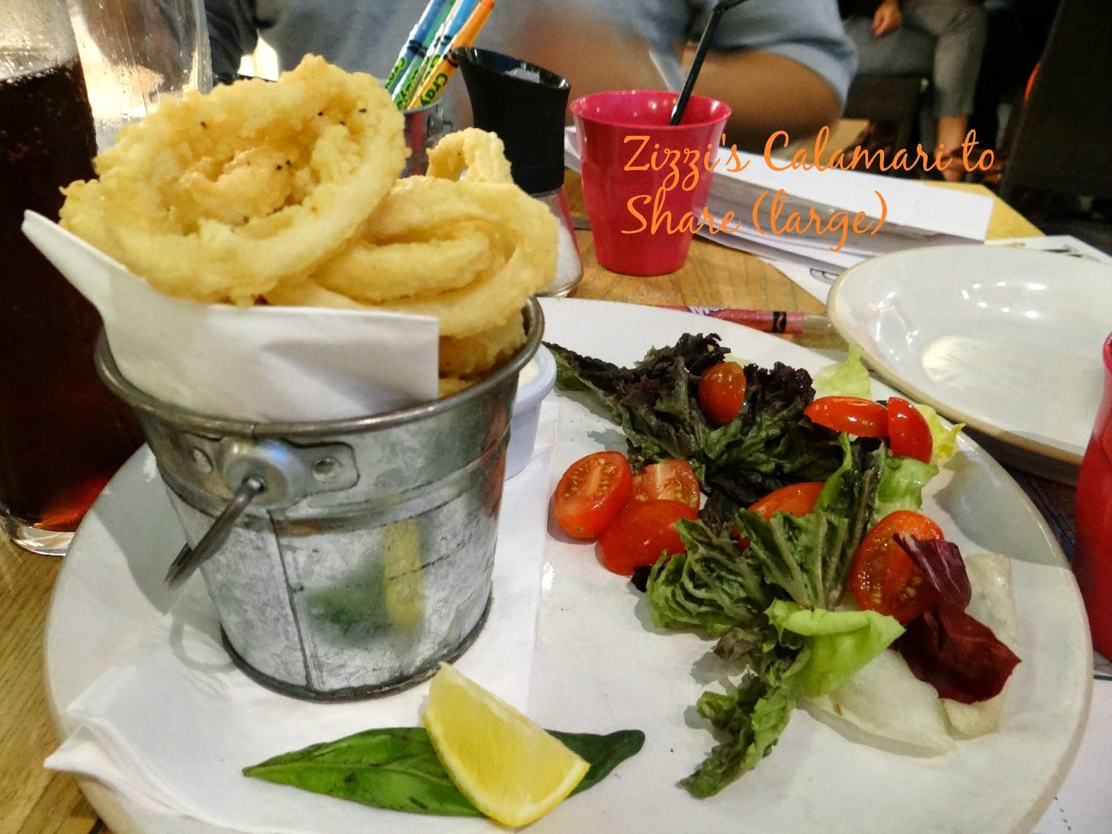 Zizzi Italian Restaurant, Crayola crayons, Italian Food