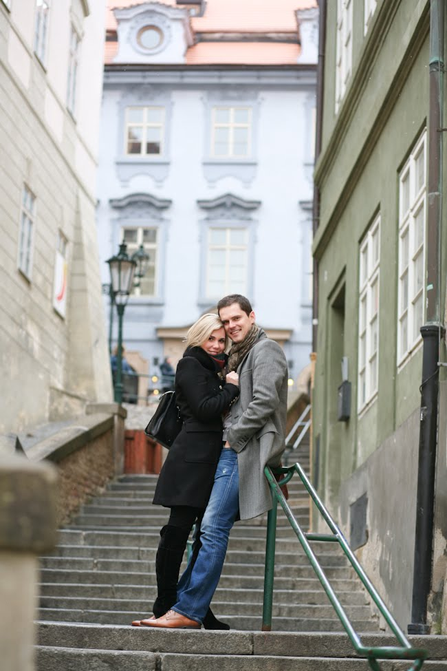 Love in Prague