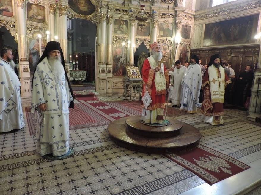 Имендан Епископа бачког Иринеја, 2016. лета господњег