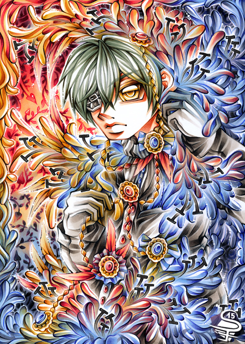 12-Radiance-Sandra-Filipova-DarkSena-Manga-Black-and-White-and-Colour-Detailed-Drawings-www-designstack-co