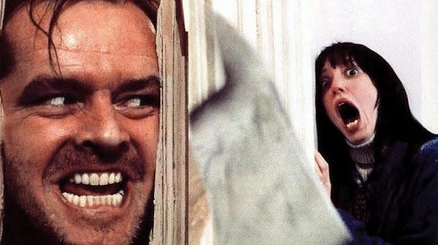 Jack Nicholson, Shelley Duvall y El resplandor