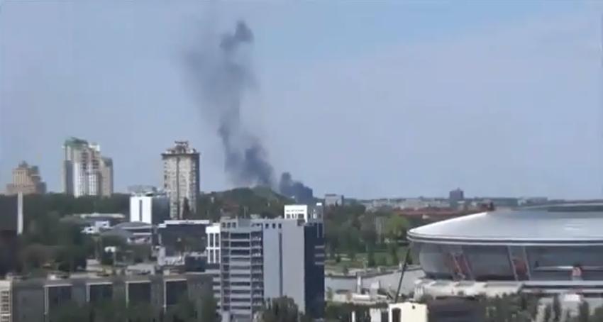 В результате артиллерийских обстрелов Донецка террористами погибло 6 человек
