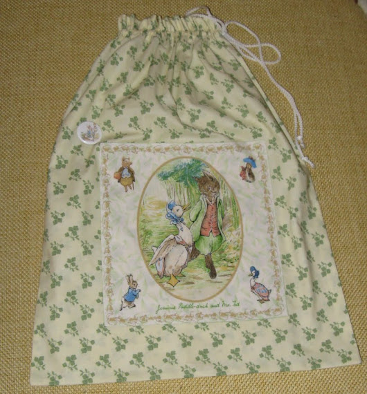 Sacchetto portatutto BEATRIX POTTER