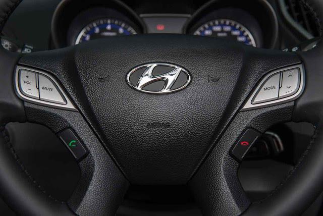 Novo Hyundai HB20 X 2014 - volante