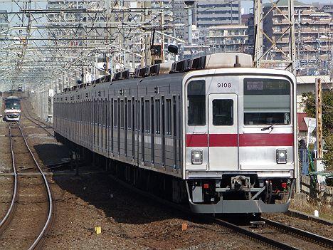 東武東上線 副都心線直通 普通 渋谷行き3 9000系