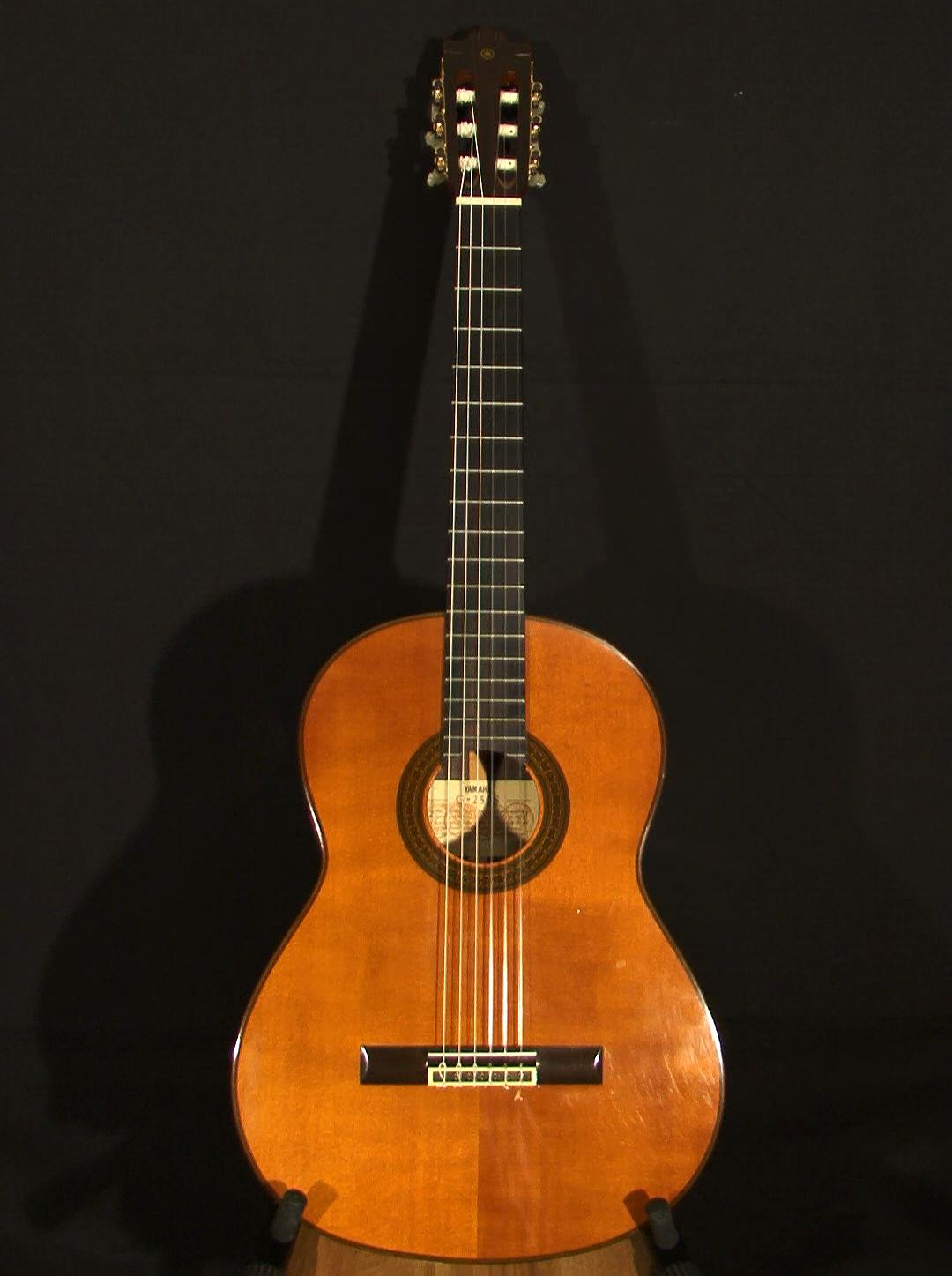 Yahoobuckaroo 39 s blog the yamaha g 250s classical guitar for Guitarra admira