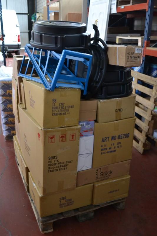 bgs technic distribuidor