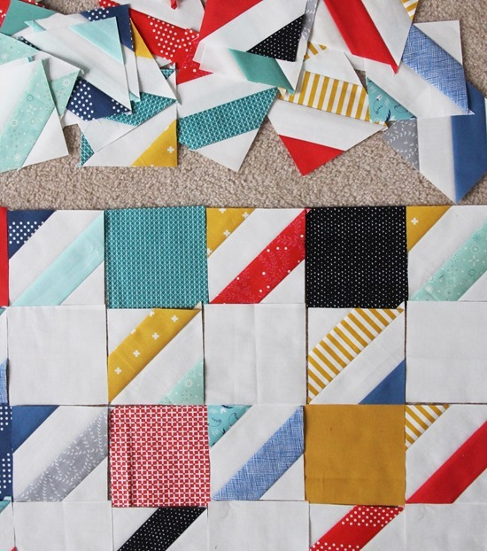 Whirlwind | Cluck Cluck Sew : houndstooth quilt pattern - Adamdwight.com