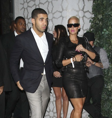 Is amber rose dating drake