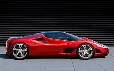 F70 da Ferrari