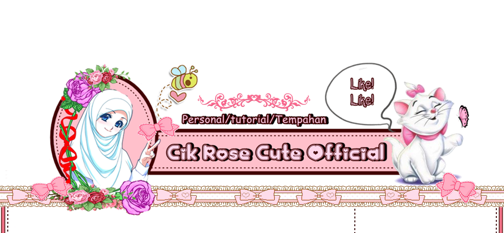 ♥CIK ROSE CUTE OFFICIAL♥