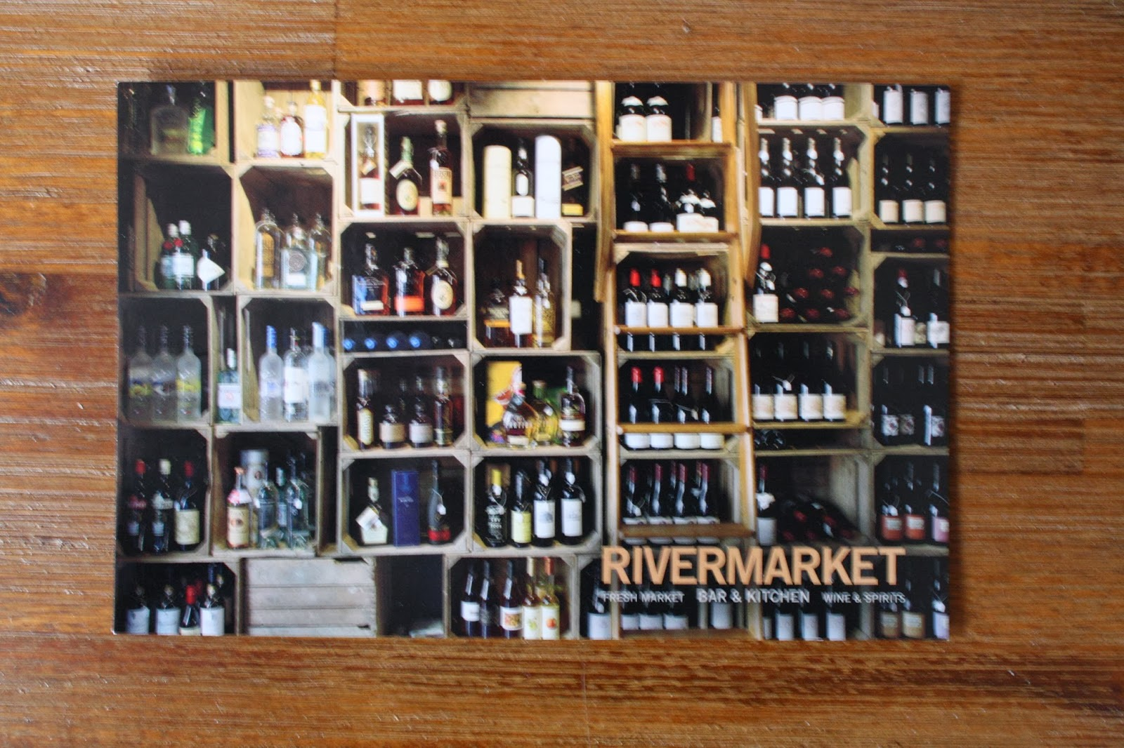 Rivermarket restaurant, Tarrytown, Hudson Valley