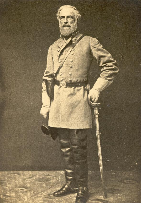 robert e lee civil war essay