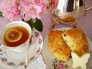 tea scones china english