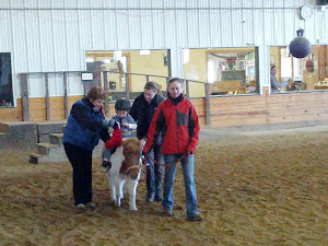 Hippotherapy March 2013