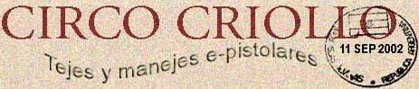 Circo Criollo