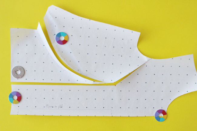 Fitting the Orla sewing pattern - Tilly and the Buttons