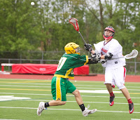 High school lacrosse results for Wednesday, May 25 (AP-style game summaries)