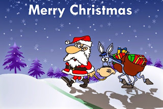 Santa Claus Christmas Cartoons Online for Kids Clip Art Pictures