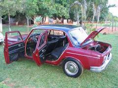 O primeiro 4 portas lançado no mundo pela VW